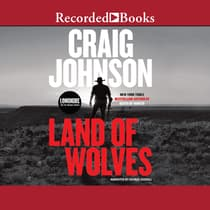 Land of Wolves by Craig Johnson audiobook