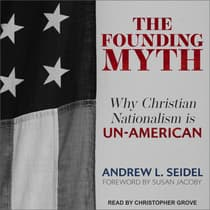 The Founding Myth by Andrew L. Seidel audiobook