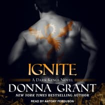 Ignite by Donna Grant audiobook