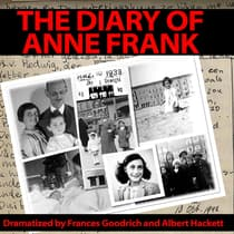 The Diary of Anne Frank by Frances Goodrich audiobook