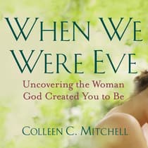 When We Were Eve by Colleen C. Mitchell audiobook