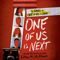 One of Us Is Next by Karen M. McManus audiobook