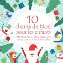10 chants de Noël pour les enfants by Paulette Rollin audiobook