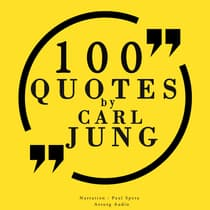 100 Quotes by Carl Jung by Carl Jung audiobook