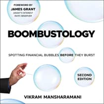 Boombustology by Vikram Mansharamani audiobook