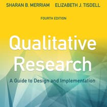 Qualitative Research by Sharan B. Merriam audiobook