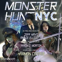 Monster Hunt NYC by Harmon Cooper audiobook
