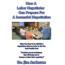 How a Labor Negotiator Can Prepare for a Successful Negotiation by Jim Anderson audiobook