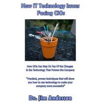 New IT Technology Issues Facing CIOs by Jim Anderson audiobook