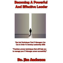 Becoming a Powerful and Effective Leader by Jim Anderson audiobook