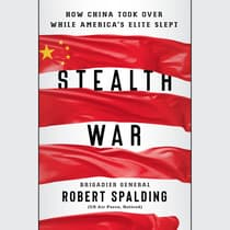 Stealth War by Robert Spalding audiobook