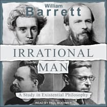 Irrational Man by William Barrett audiobook