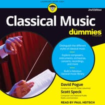 Classical Music For Dummies by David Pogue audiobook