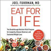 Eat for Life by Joel Fuhrman audiobook