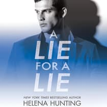 A Lie for a Lie by Helena Hunting audiobook