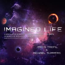 Imagined Life by James Trefil audiobook