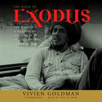 The Book of Exodus by Vivien Goldman audiobook