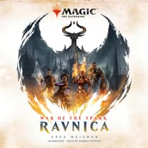 War of the Spark: Ravnica by Greg Weisman audiobook