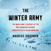 The Winter Army by Maurice Isserman audiobook
