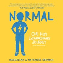 Normal by Magdalena Newman audiobook
