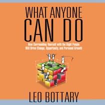 What Anyone Can Do by Leo Bottary audiobook