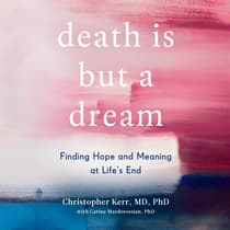 Death is But a Dream by Christopher Kerr audiobook
