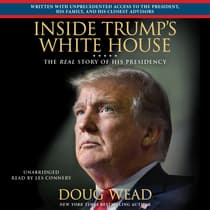 Inside Trump's White House by Doug Wead audiobook