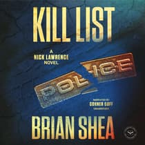 Kill List by Brian Shea audiobook