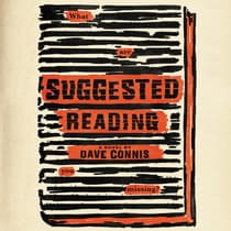Suggested Reading by Dave Connis audiobook