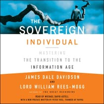 The Sovereign Individual by James Dale Davidson audiobook