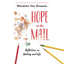 Hope in the Mail by Wendelin Van Draanen audiobook