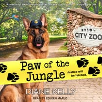 Paw of the Jungle by Diane Kelly audiobook
