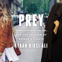 Prey by Ayaan Hirsi Ali audiobook