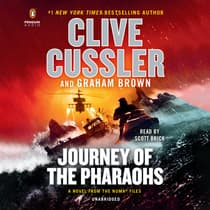 Journey of the Pharaohs by Clive Cussler audiobook