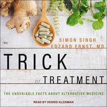 Trick or Treatment by Edzard Ernst audiobook