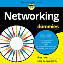 Networking For Dummies by Doug Lowe audiobook