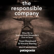 The Responsible Company by Yvon Chouinard audiobook