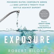 Exposure by Robert Bilott audiobook
