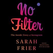No Filter by Sarah Frier audiobook