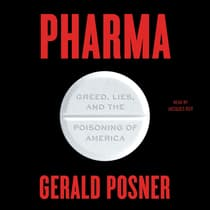 Pharma by Gerald Posner audiobook
