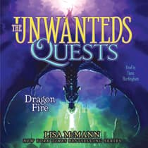 Dragon Fire by Lisa McMann audiobook