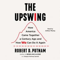 The Upswing by Robert D. Putnam audiobook