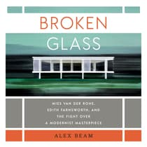 Broken Glass by Alex Beam audiobook