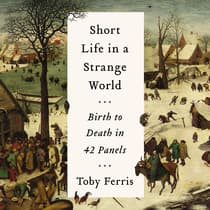 Short Life in a Strange World by Toby Ferris audiobook