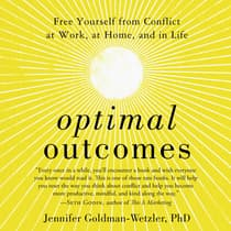 Optimal Outcomes by Jennifer Goldman-Wetzler audiobook