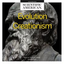 Evolution vs. Creationism by Scientific American audiobook
