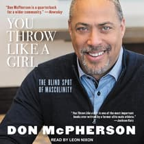 You Throw Like A Girl by Don McPherson audiobook