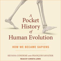 A Pocket History of Human Evolution by Silvana Condemi audiobook
