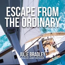 Escape from the Ordinary by Julie Bradley audiobook