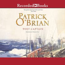 Post Captain by Patrick O'Brian audiobook